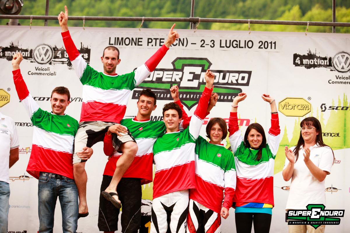 Maglie Tricolore 2011