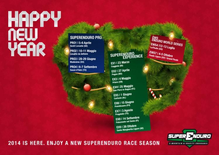 Buon anno Superenduro