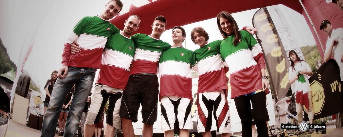 Campioni Italiani Amatori e Agonisti Enduro 2011