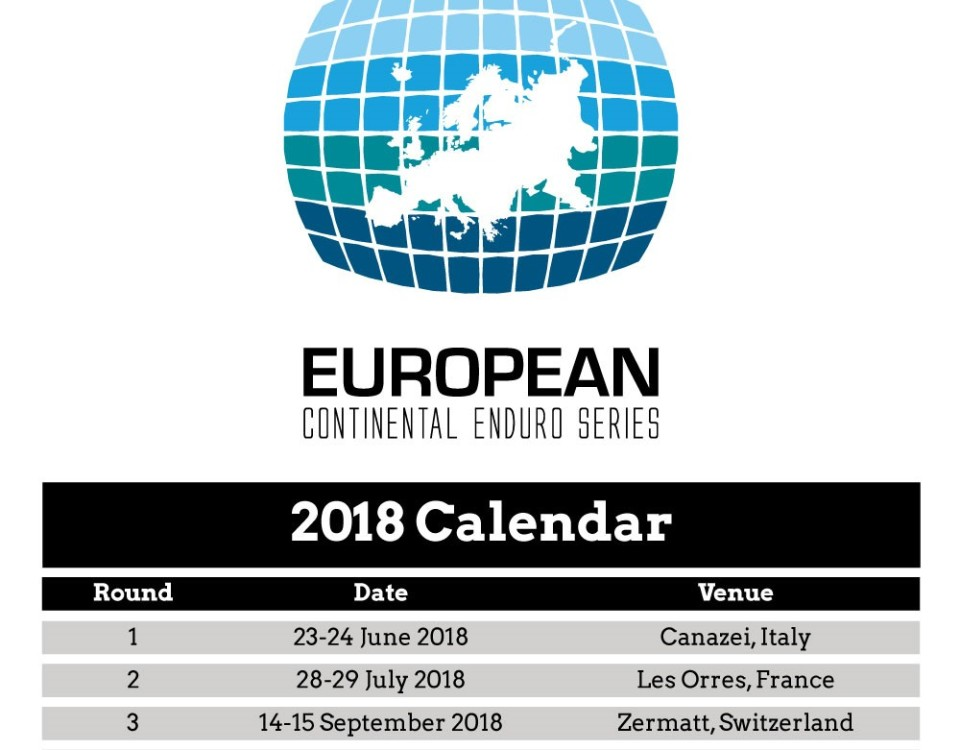 European Enduro Series Calendar